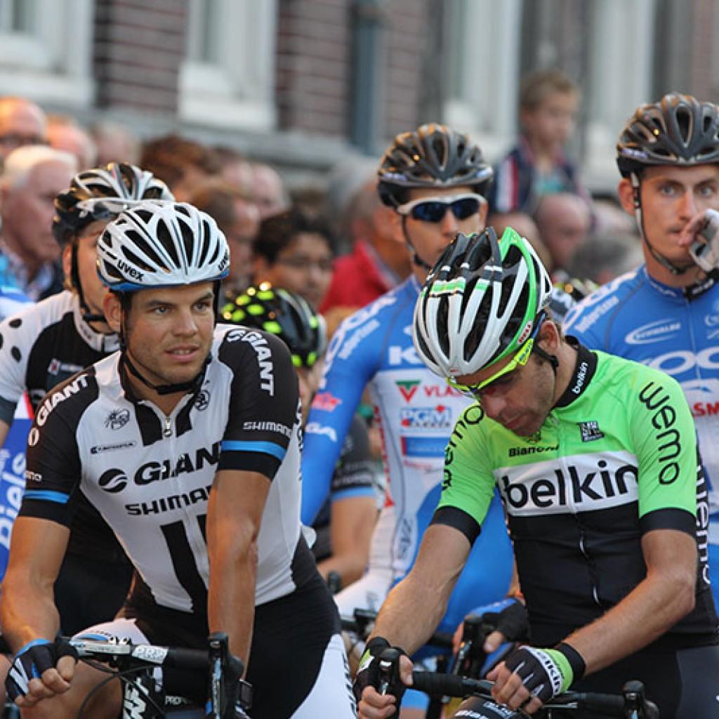 Herman Stiekema – Profronde Almelo 2014