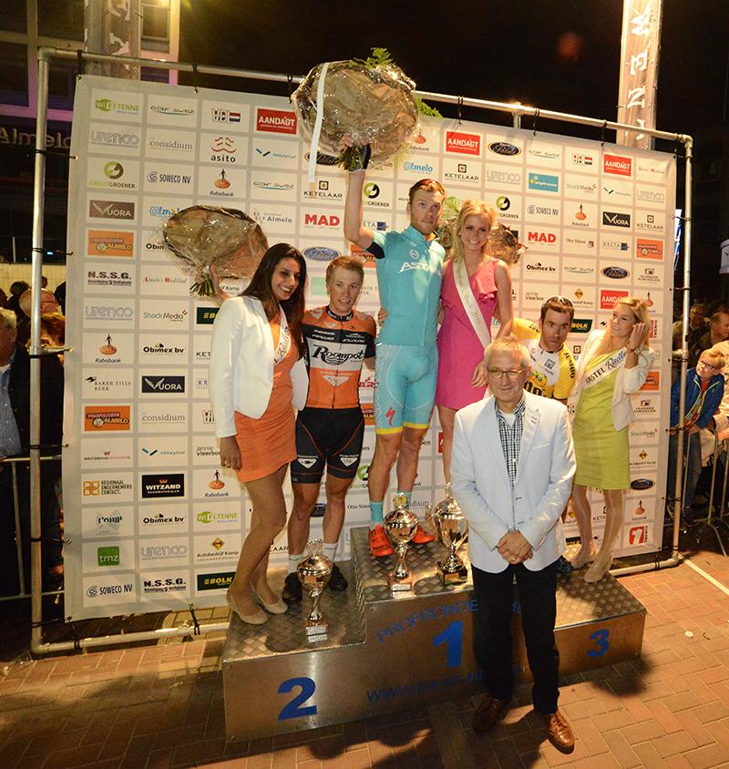 Marijn Backx – Profronde Almelo 2015