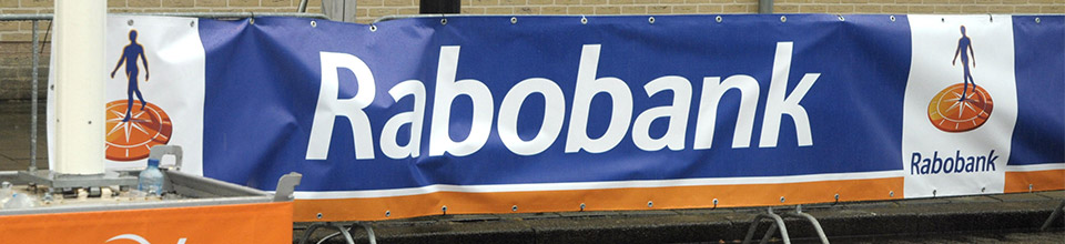 Spandoek Rabobank