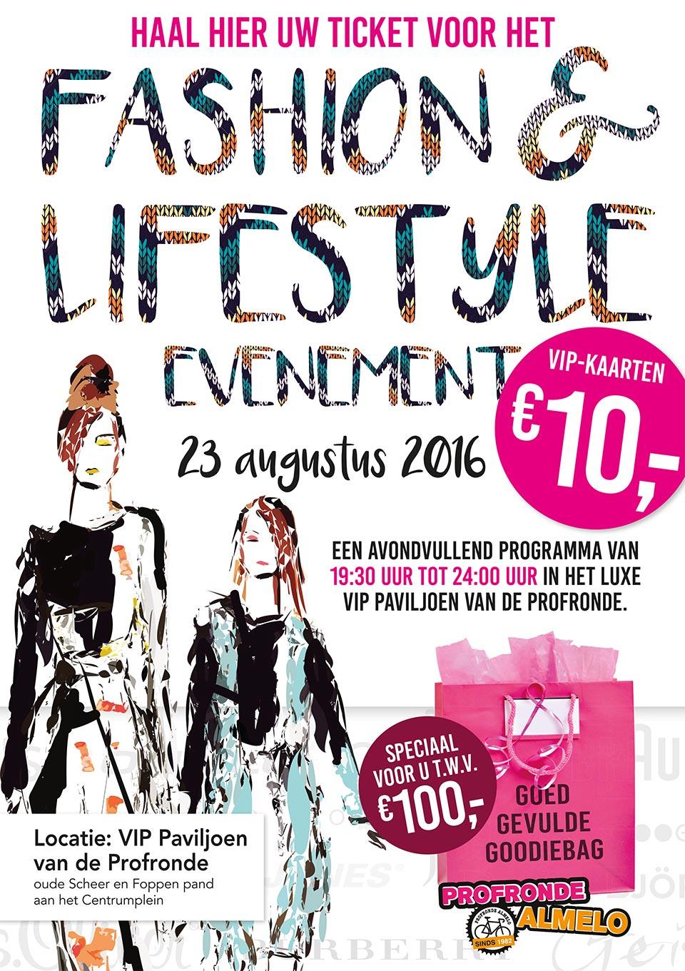 Profronde-Almelo-FashionEvent-Poster