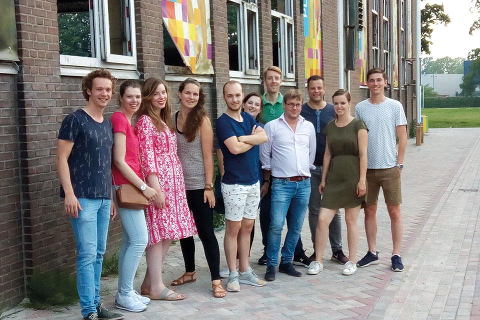 Profronde Almelo Biedt Ook Ruimte Voor Het Goede Doel