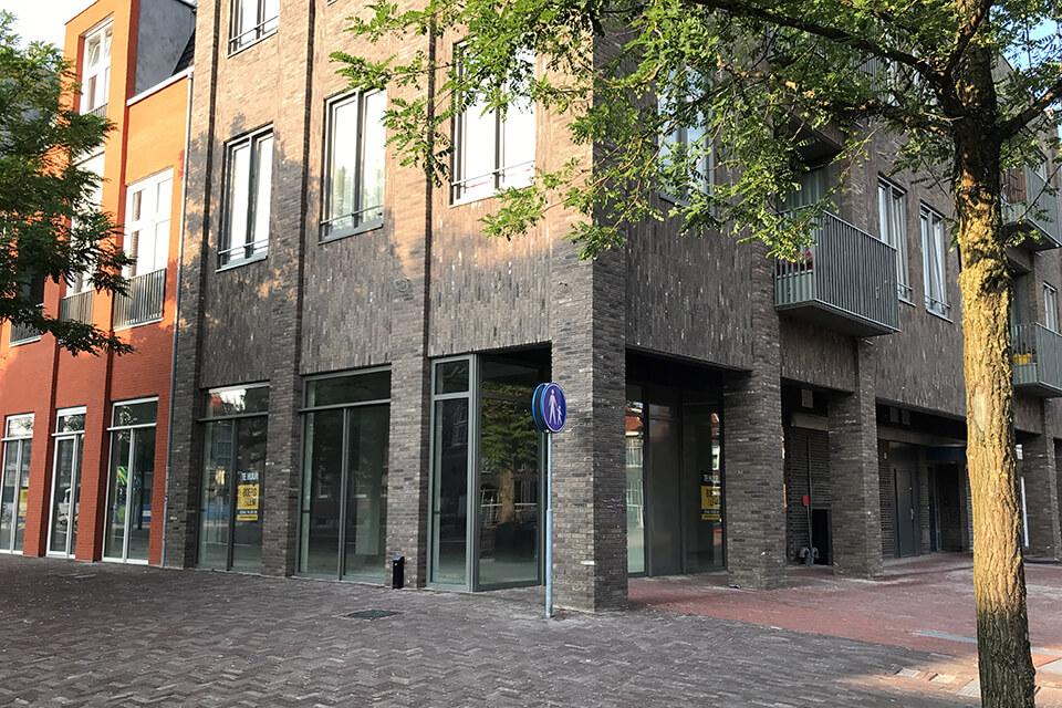 Profronde Eerste 'huurder' Nieuwe Winkel Waagplein 4