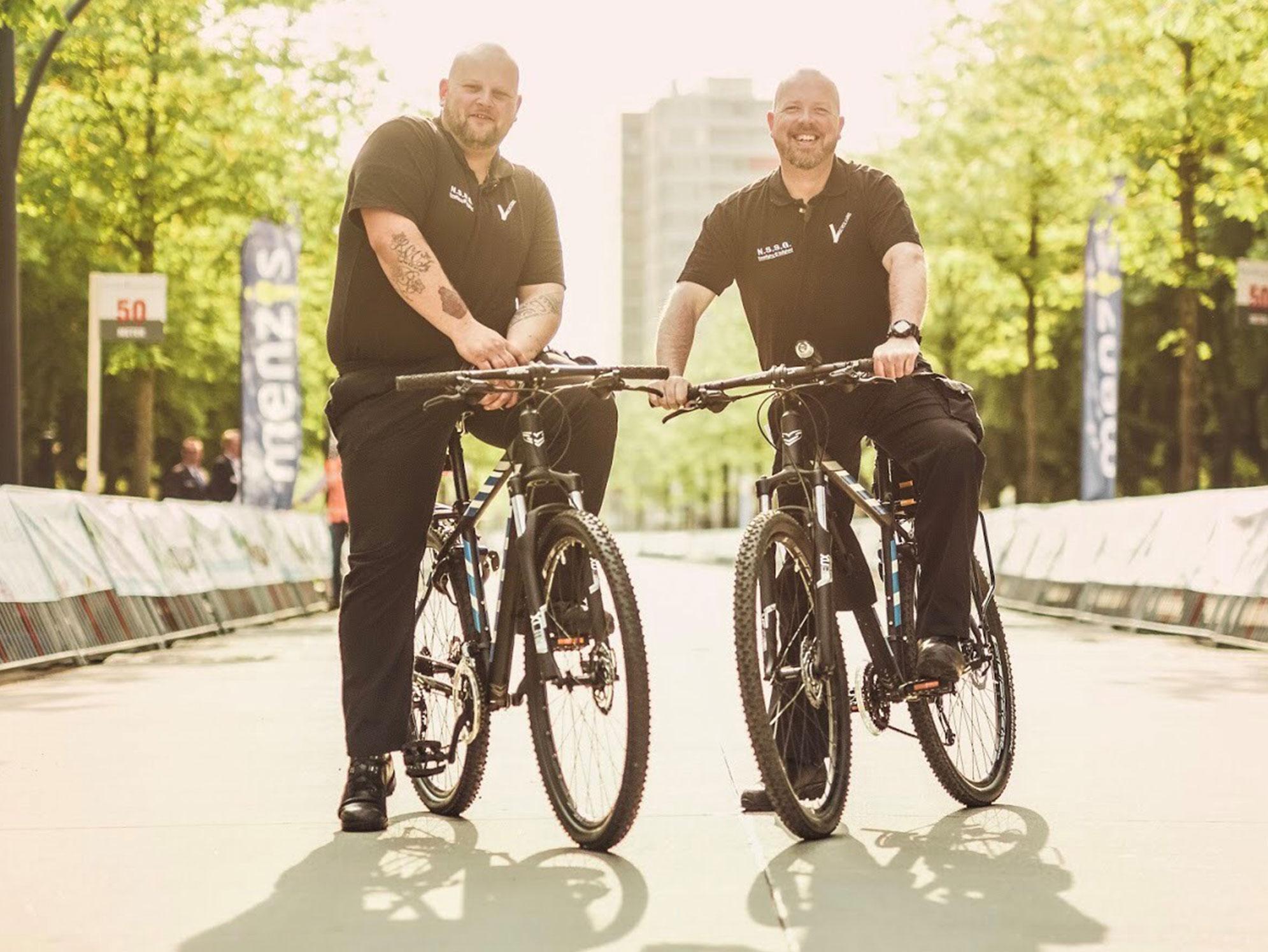 Bike Patrol Profronde